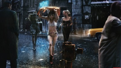 Ray Ban - 1982 Rainstorm