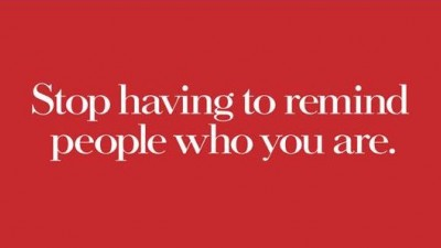 The Economist - Don't Remind people who you are