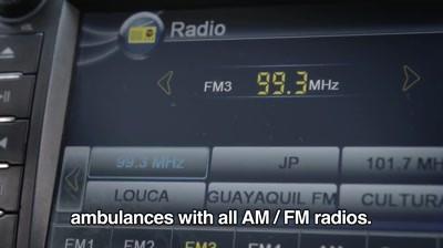 AER - Radio Ambulance
