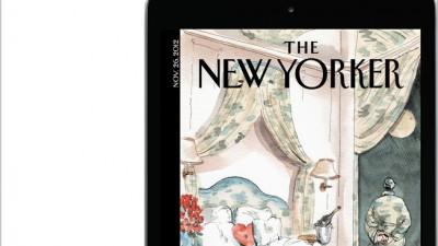 Apple iPad Mini - New Yorker