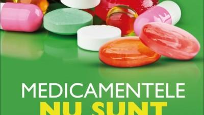 Asociatia Romana a Producatorilor Internationali de Medicamente (ARPIM) - Medicamentele nu sunt bomboane