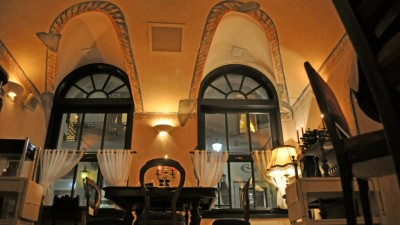 Cafeneaua Veche - Rebranding Interior