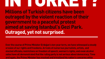 Gezi Park Protests - What's Happening in Turkey?