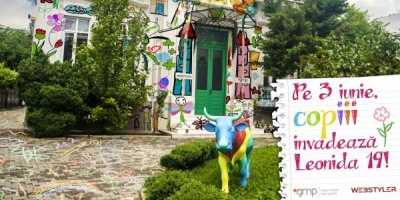 Proiect de comunicare interna la GMP Advertising de Ziua Copilului