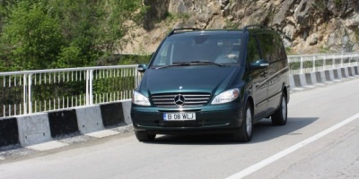 Mercedes-Benz Viano devine masina oficiala a emisiunii Apropo TV