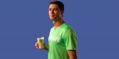Harbalife devine sponsor oficial in nutritie al lui Cristiano Ronaldo