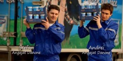 CohnandJansen JWT semneaza cel mai nou spot TV Danone