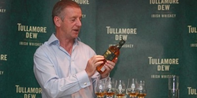 O noua sticla Tullamore D.E.W.