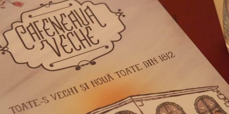 [Studiu de caz] Spiritul boem al Cafenelei Vechi, readus la viata prin rebrandingul Vecchio 1812
