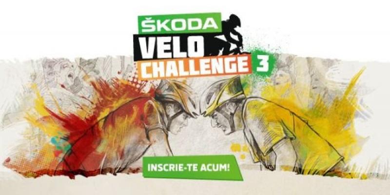 SKODA organizeaza a treia editie a competitiei de ciclism Velo Challenge
