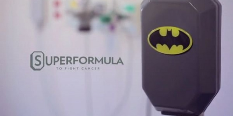 O superformula ajuta copiii sa lupte cu cancerul
