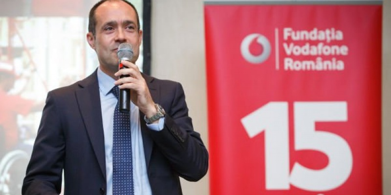 Fundatia Vodafone: Investitie de 15 milioane de euro in proiecte sociale, in 15 ani de existenta