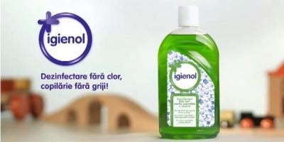 Brandtailors a lansat o noua campanie de comunicare pentru Igienol