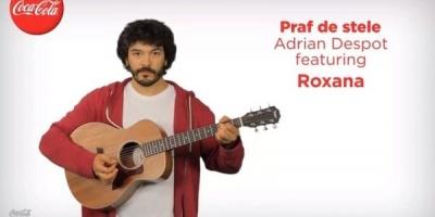 Aplicatie Coca-Cola pentru B'Estfest 2013: Adrian Despot canta in duet cu fanii