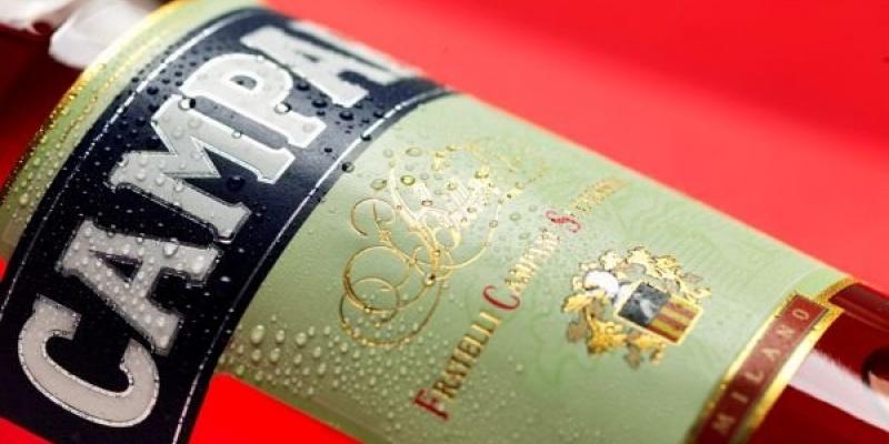 Un nou ambalaj si un nou design de logo pentru Campari