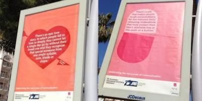 GMP lanseaza pe strazile Cannes-ului campania de promovare a 75 de ani de IAA Worldwide