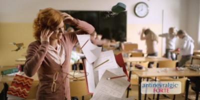 Antinevralgic Forte lupta cu durerea intr-un nou spot TV
