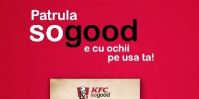 [UPDATE] GolinHarris si KFC le-au oferit Fillet Bites studentilor aflati in sesiune