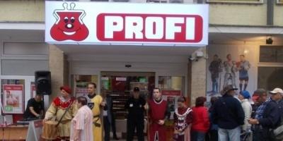 PROFI a deschis un magazin in atmosfera medievala
