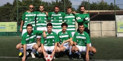 Echipa F.C. Leo Burnett joaca pentru Secunda-viata la Cupa Agentiilor la Fotbal