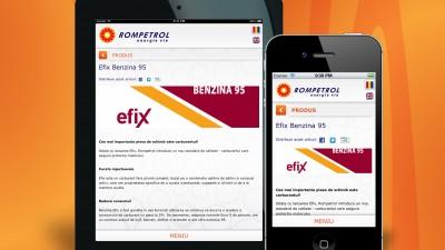 Rompetrol - Aplicatie Mobile