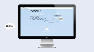 Ryanair - With prices this cheap, shut the f*ck up