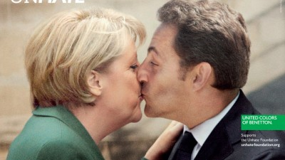 United Colors of Benetton - UNHATE, Germany & France