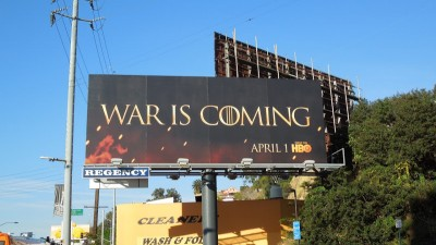 Game of Thrones - April 1