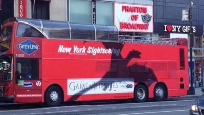 Game of Thrones - Bus Dragon