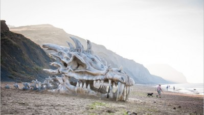 Game of Thrones - Dragon Skull