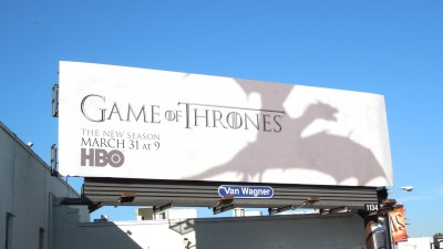 Game of Thrones - Season 3 billboard