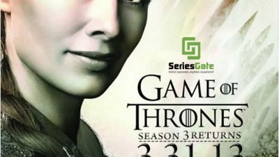 Game of Thrones - Season 3 returns