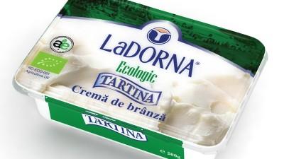 LaDorna - Ambalaj 3D Crema de branza