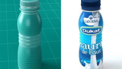 LaDorna - Ambalaj 3D Dukat