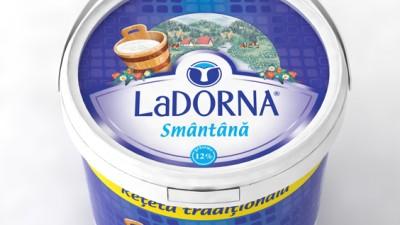 LaDorna - Ambalaj 3D Smantana