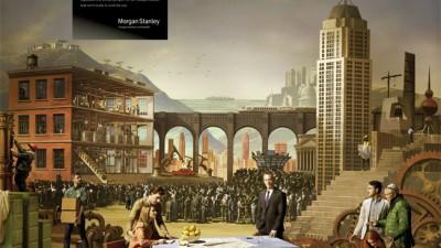 Morgan Stanley - Anthem (Print Ad)