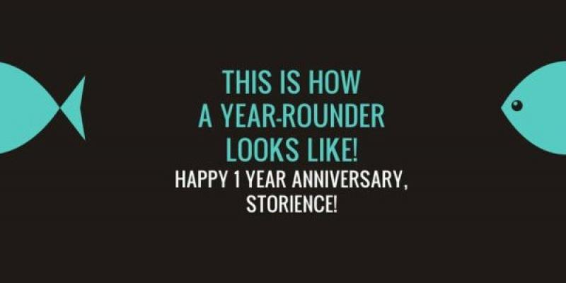 Un an de la infiintarea Storience