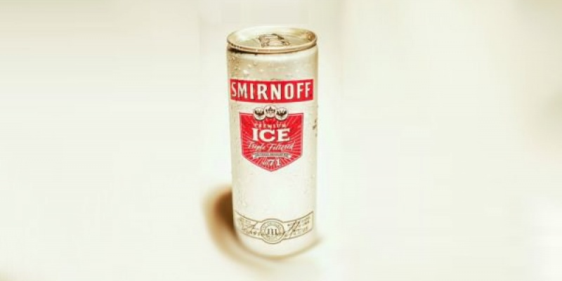 Smirnoff Ice la doza de 250 ml
