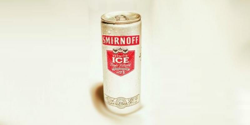 Smirnoff Ice la doza de 250 ml
