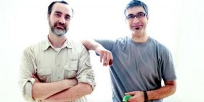 Doi frati talentati: FurgaMurga, poveste scrisa pe obiecte din piele