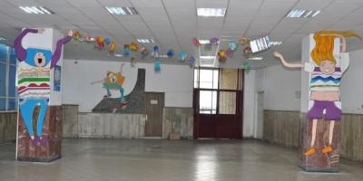 In campania de informare si colectare a ambalajelor organizata de Tetra Pak, personaje din materiale reciclate au impanzit Gara de Nord