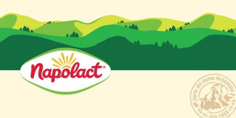 Noul website Napolact, dezvoltat de SENIORHYPER