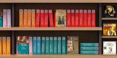 Biblioteca Digitala Vodafone vrea sa le dea romanilor mijloace pentru a duce tara intr-o directie pozitiva