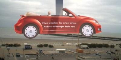 Volkswagen profita de interesul belgienilor pentru timpul probabil