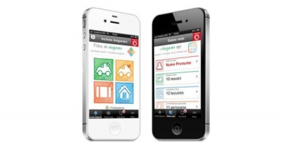 Vodafone sustine aplicatia i-Asigurare