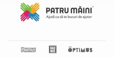 Baumix devine Patru Maini printr-un rebranding semnat Rusu+Bortun Brand Growers