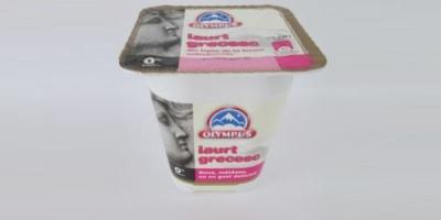Olympus lanseaza iaurtul grecesc cu 0% grasime si introduce o varianta noua de ambalaj pentru iaurturile grecesti cu 2% si 10% grasime