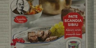 """cap a creat campania """"Mancare curata ca in vremurile bune"""" pentru Scandia Sibiu"""