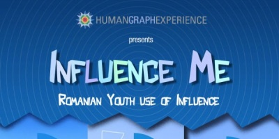 Influence Me – Romanian Youth Use of Influence: Care sunt principalii influentatori ai tinerilor in decizia de cumparare