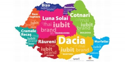 Cele mai iubite branduri romanesti